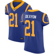 Wholesale Cheap Nike Rams #21 Donte Deayon Royal Blue Alternate Men's Stitched NFL New Elite Jersey