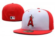 Wholesale Cheap Los Angeles Angels fitted hats 05