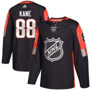 Wholesale Cheap Adidas Blackhawks #88 Patrick Kane Black 2018 All-Star Central Division Authentic Stitched Youth NHL Jersey