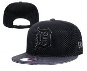 Wholesale Cheap MLB Detroit Tigers Snapback Ajustable Cap Hat YD 3
