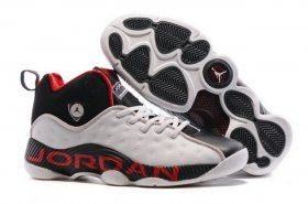 Wholesale Cheap Jordan Jumpman Team 2 II Shoes White/Black-Varsity Red
