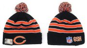 Wholesale Cheap Chicago Bears Beanies YD008