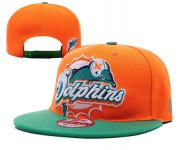Wholesale Cheap Miami Dolphins Snapbacks YD019