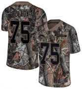 Wholesale Cheap Nike Chargers #75 Bryan Bulaga Camo Men's Stitched NFL Limited Rush Realtree Jersey