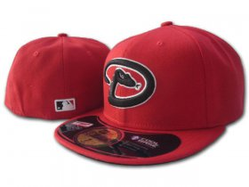 Wholesale Cheap Arizona Diamondbacks fitted hats 06