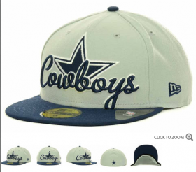 Wholesale Cheap Dallas Cowboys fitted hats 21
