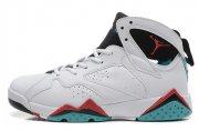 Wholesale Cheap WMNS Air Jordan 7 GS Shoes Verde White/blue-black-red