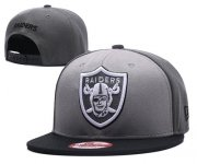 Wholesale Cheap NFL Oakland Raiders Stitched Snapback Hats 163
