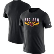 Wholesale Cheap Arizona Cardinals Nike Sideline Local Performance T-Shirt Black