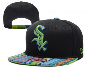 Wholesale Cheap Chicago White Sox Snapbacks YD004