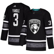 Wholesale Cheap Adidas Panthers #3 Keith Yandle Black Authentic 2019 All-Star Stitched Youth NHL Jersey
