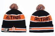 Wholesale Cheap Houston Astros Beanies YD001