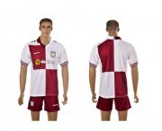 Wholesale Cheap Aston Villa Blank Away Soccer Club Jersey