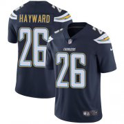 Wholesale Cheap Nike Chargers #26 Casey Hayward Navy Blue Team Color Men's Stitched NFL Vapor Untouchable Limited Jersey