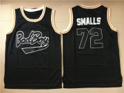 Wholesale Cheap Bad Boy 72 Biggie Smalls Black Movie Basketball Jersey