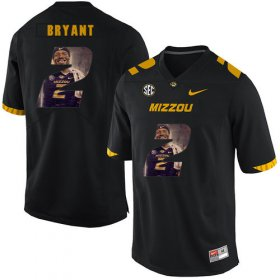 Wholesale Cheap Missouri Tigers 2 Kelly Bryant Black Nike Fashion College Football Jersey