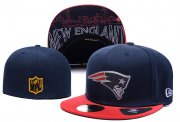 Wholesale Cheap New England Patriots fitted hats 04