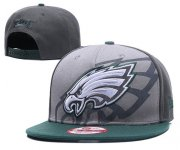 Wholesale Cheap NFL Philadelphia Eagles Stitched Snapback Hats 061