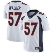 Wholesale Cheap Nike Broncos #57 Demarcus Walker White Youth Stitched NFL Vapor Untouchable Limited Jersey