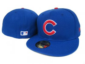 Wholesale Cheap Chicago Cubs fitted hats 04