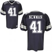 Wholesale Cheap Cowboys #41 Terence Newman Black Shadow Stitched NFL Jersey