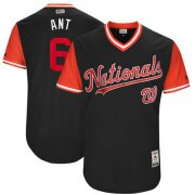 "Wholesale Cheap Nationals #6 Anthony Rendon Navy ""Ant"" Players Weekend Authentic Stitched MLB Jersey"