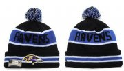Wholesale Cheap Baltimore Ravens Beanies YD002