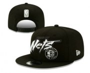 Wholesale Cheap Brooklyn Nets Snapback Ajustable Cap Hat YD 3