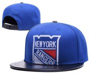 Wholesale Cheap NHL New York Rangers Stitched Snapback Hats 003