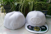 Wholesale Cheap San Francisco 49ers fitted hats16
