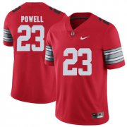 Wholesale Cheap Ohio State Buckeyes 23 Tyvis Powell Red 2018 Spring Game College Football Limited Jersey