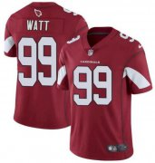 Wholesale Cheap Men's Arizona Cardinals #99 J. J. Watt Red 2021 Vapor Untouchable Stitched NFL Nike Limited Jersey