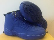 Wholesale Cheap Air Jordan 12 PSNY Real Blue