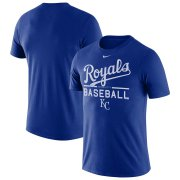 Wholesale Cheap Kansas City Royals Nike Practice T-Shirt Royal