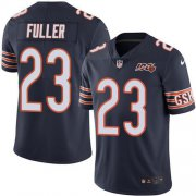 Wholesale Cheap Nike Bears #23 Kyle Fuller Navy Blue Team Color Men's 100th Season Stitched NFL Vapor Untouchable Limited Jersey