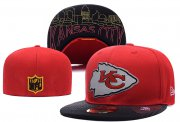 Wholesale Cheap Kansas City Chiefs fitted hats 06