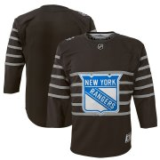 Wholesale Cheap Youth New York Rangers Gray 2020 NHL All-Star Game Premier Jersey