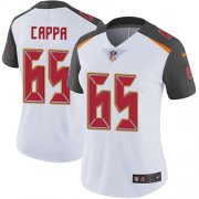 Wholesale Cheap Nike Buccaneers #65 Alex Cappa White Women's Stitched NFL Vapor Untouchable Limited Jersey
