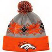 Wholesale Cheap Denver Broncos Beanies DT002