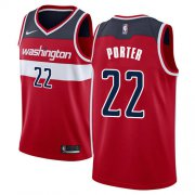 Wholesale Cheap Nike Wizards #22 Otto Porter Red NBA Swingman Icon Edition Jersey