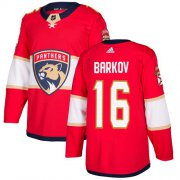 Wholesale Cheap Adidas Panthers #16 Aleksander Barkov Red Home Authentic Stitched Youth NHL Jersey