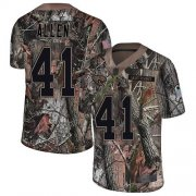 Wholesale Cheap Nike Jaguars #41 Josh Allen Camo Men's Stitched NFL Limited Rush Realtree Jersey
