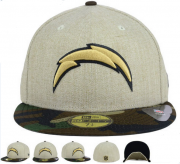 Wholesale Cheap Los Angeles Chargers fitted hats 08