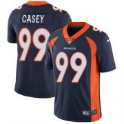 Wholesale Cheap Nike Broncos #99 Jurrell Casey Navy Blue Alternate Men's Stitched NFL Vapor Untouchable Limited Jersey