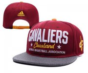 Wholesale Cheap NBA Cleveland Cavaliers Snapback Ajustable Cap Hat YD 03-13_36