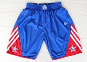 Wholesale Cheap 2013 NBA All-Stars Blue Short