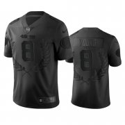 Wholesale Cheap San Francisco 49ers #8 Steve Young Men's Nike Black NFL MVP Limited Edition Jersey