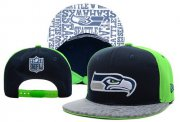Wholesale Cheap Seattle Seahawks Snapbacks YD007