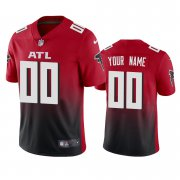 Wholesale Cheap Atlanta Falcons Custom Men's Nike Red 2nd Alternate 2020 Vapor Untouchable Limited NFL Jersey
