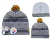 Wholesale Cheap Pittsburgh Steelers Beanies YD013